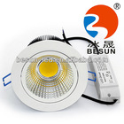 china recessed downlight 20W led fire rated spot light with 3 years warranty
