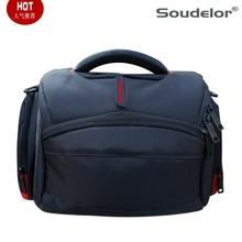 fashion dslr waterproof stud camera bag