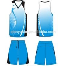 Custom best basketball uniform design color black