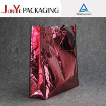 Printed bulk reusable pe shopping cart bags
