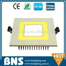 high quality led ceiling light box frame