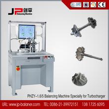 2014 the best certificate Jp jianping Turbocharger Rotor Balancing Machine