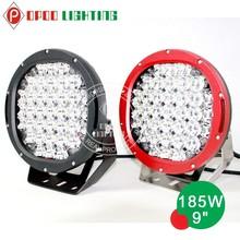 185W led driving light, Hotsale 9inch CREE ARB Spot 185w led driving light