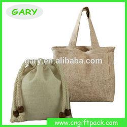 Wholesale Eco-friendly Design Linen Pouches