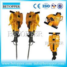 gasoline portable bore hole equipment