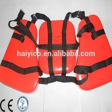 EC CCS proved 3piece pvc foam working vest