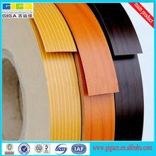 GIGA furniture pvc edging strip pvc edge banding