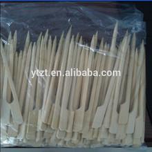 Hot selling wooden corn dog sticks