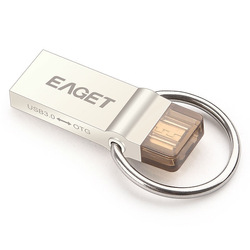 Eaget V90 custom usb stick OTG USB3.0 Flash drive for 32GB Sandisk usb memory