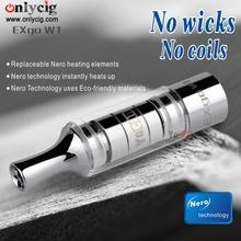 New temperature control and crazy selling no wicks no coils exgo wax atomizer,exgo w1 dry herb vaporizer,wax vaporizer exgo w1