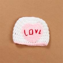 Hot promotion children fashion crochet beanie hat for baby