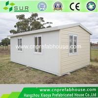 modular portable prefabricated mobile house for garden house and sunny house