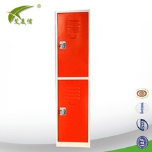 2014 hot selling factory wholesale KD structrue stainless glass door wardrobe
