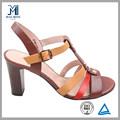 2015 stile colorato moda donna calzature abbigliamento