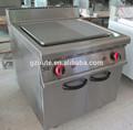 restaurante de cozinha livre permanente dupla face grill e grelha