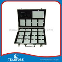 Aluminium Quartz Stone Samples Display Case -TWSDC-14003