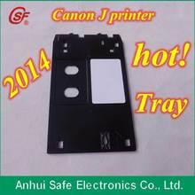 2015 inkjet pvc id card tray for Canon J type MX923 tray