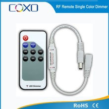 2015 new selling 10 key mini RF Remote wifi led strip controller in dimmers