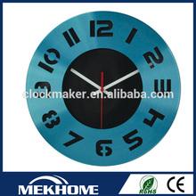 iron wall clock/rhythm wall clock