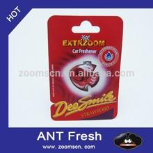 ANT Fresh-Passion Deo Smile Vanilla Scent,Lufterfrischer,Air Freshener,Vanille