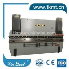 WC67Y 300T/3200 CNC Hydraulic Press Brake Reinforced Steel Bending Machine