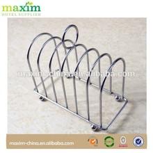 Stainless steel toast rack