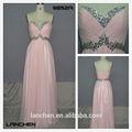 9852A Butique Best Selling Chiffon Ladies Sexy Nighty Dress