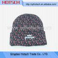 prodotti di porcellana caldi ingrosso beanie cappello con palla in alto