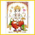 Venta de la fábrica de imagen en 3d / 3d hindú dios / 3d de fotografías de la india dios