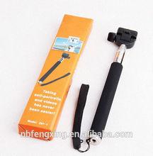 Hot and useful Camera phone holder photo-taking selfie stick