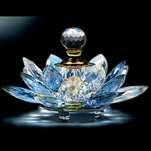 2014 hot sale Wholesale Crystal perfume bottles in europe market