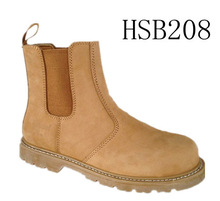 European & USA trendy super quality coyote Goodyear work boots with steel toe