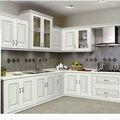 novo design moderno em madeira armário de cozinha