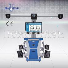 Road Buck S580 wheel alignment machine price wheel balancing machine price