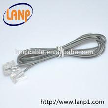 6p4c rj11 telephone cable