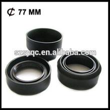 77mm 3 in 1 Lens Hood 3 Stage Rubber Lens Hood 77mm Lens Hood