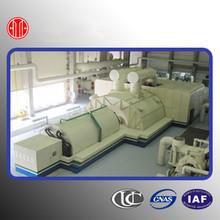 Cascami di calore di potenza generazione a turbina a vapore 1mw- 6mw 1000kw-6000kw