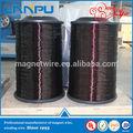 awg color modificado poliimida motor eléctrico de aluminio esmaltado de alambre