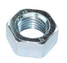 nuts iso 4032 zinc plated carbon steel