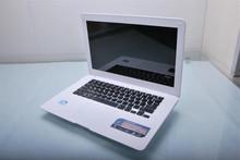 Custom OEM intel Celeron N2840 2.16G dual core 14inch 1920*1080 4G/500G laptop with 2USB cheap laptops