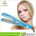 Anti Static Titanium LCD Temperature Display Hair Crimper