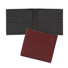 Luxury workmanship genuine leather brand men wallet