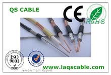 hangzhou china factory oem linan coaxial cable factory price coax. cable coaxial cable