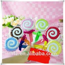 birthday Pretty wedding lollipop Towel For distribute Gifts