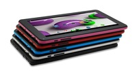 Super hot! Colorful tablets Allwinner A33 Quad core 9 inch android 4.4 tablet
