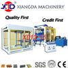 XD12-15 Concrete cement hollow block machine