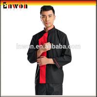 Fashion designer restaurant hotel uniform bellboy uniform