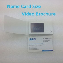 "2.4"",2.8"",3.5"",4.3"",7"",10"" LCD Video Card Advertising"