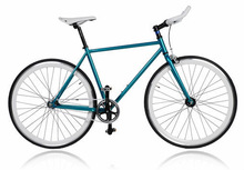 Simple single color fixed bike/fix gear bicycle/fixie bike for racing