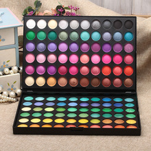 120 colors miss rose eye shadow,kids eye shadow